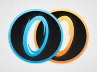 Portal 1 & 2 Icons