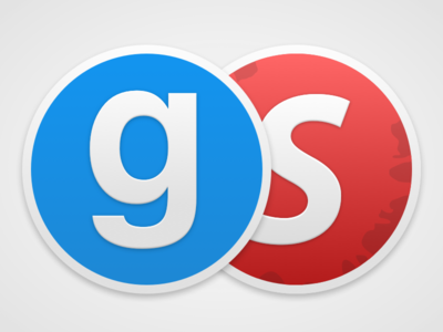 Garry's Mod & Surgeon Simulator Icons steam mac replacement game icon surgeon simulator garrys mod gmod