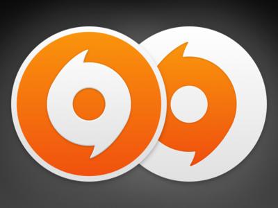 Origin Replacement Icons