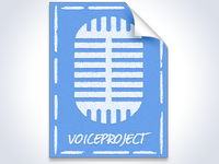 .voiceproj Icon