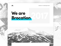 We are Brocation
