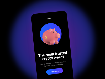 Crypto Currencies - Mobile Banking App mobile ui mobile crypto currency creative design creative alphadesign cryptocurrency crypto wallet crypto uiux ux ui minimal germany designs design clean 2021 trend 2021 design 2021