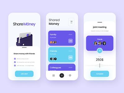 Mobile Banking App Design julius branding trendy trends mobile design app design trend apps trend fashioned mobile modern ui logo illustration alphadesign design designs clean 2021 trend 2021 design 2021