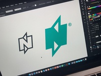 N sign concept