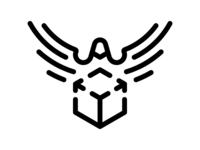 Parcel Bird Logo