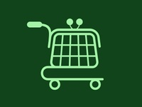 Shopping Purse Logo Icon