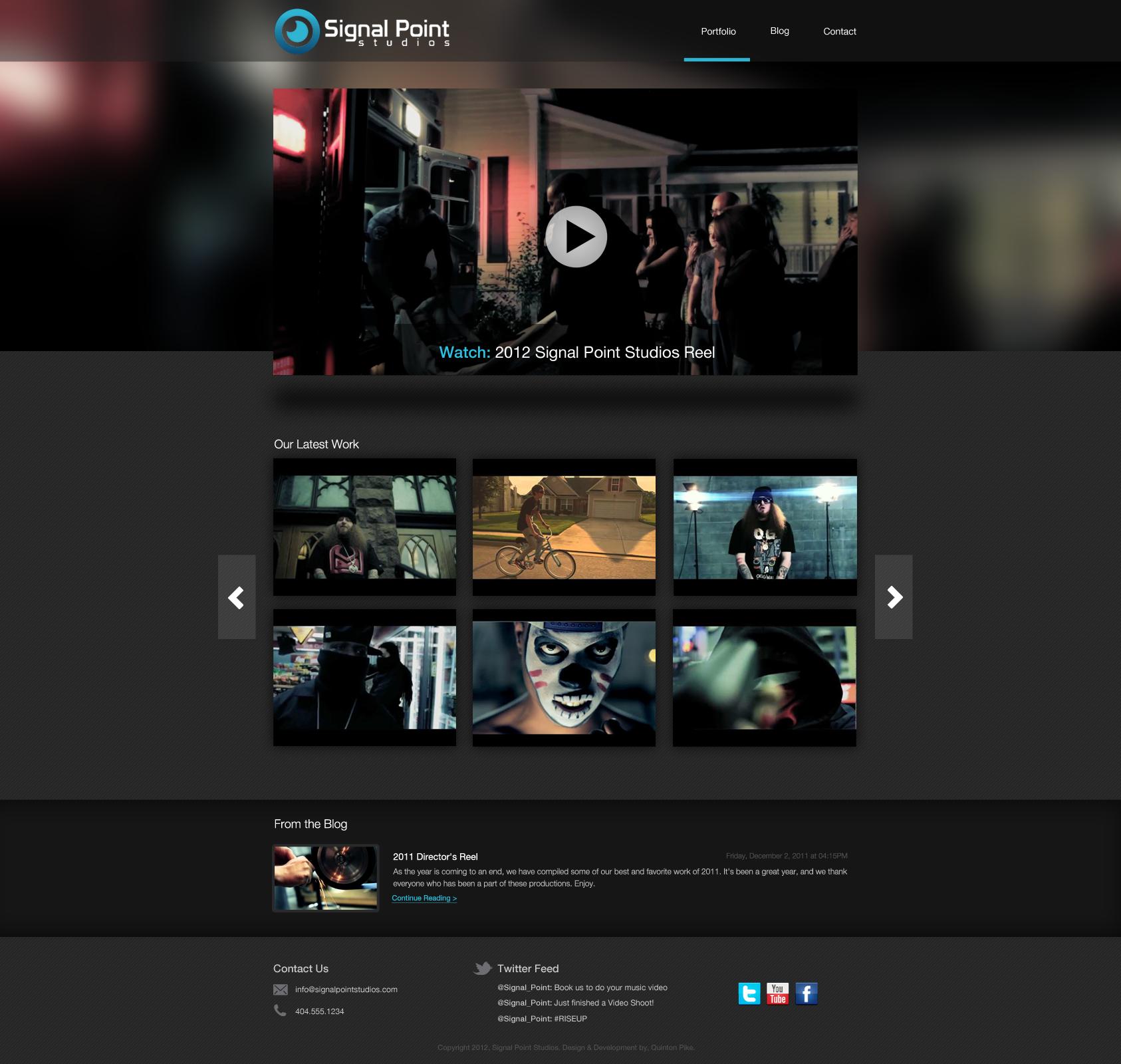 Homepage updatedcenterpiece