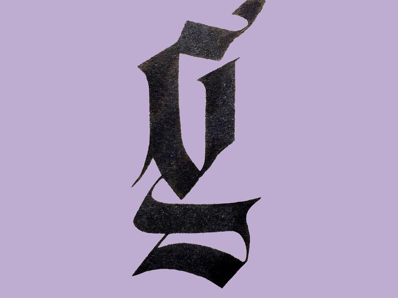 G calligraphie calligrafia graphic design calligraphy design calligraphy artist calligraphy and lettering artist calligraphy 36daysoftype