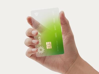 CB3 branding smoke creditcard cannabis cbd