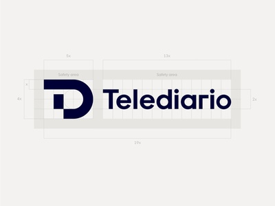 Telediario telediario telediario channel news brand logo