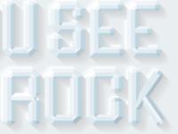 Overheard NYC Typography