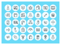 Blog Iconography