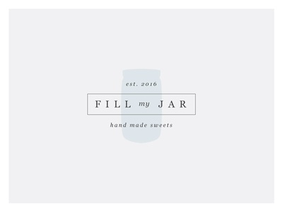 Fill My Jar