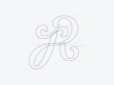 JR Monogram