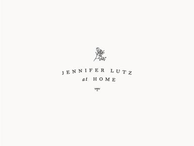 Jennifer Lutz at Home