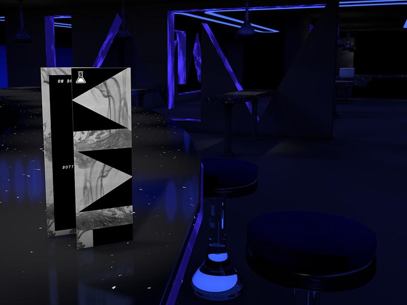 VIAL - More Progress lounge cocktail vial wip cinema4d c4d