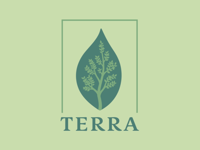 Terra earth green tree after effects c4d cinema4d animation alphabet motion logo