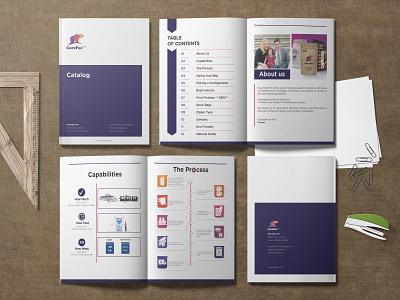 Brochure Design brochure design ideas brochure design graphic  design colorful branding eye catching minimal design