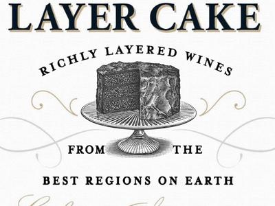 Layer Cake scratchboard