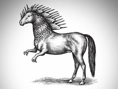 Ponysaurus Logo