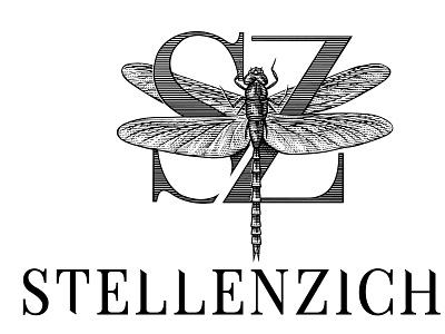 Stellenzich Label line art pen and ink engraving branding woodcut woodcuts etching linocut scratchboard steven noble