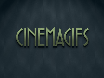 CinemaGifs logo logo