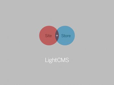 Site + Store ad lightcms