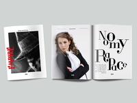Empire magazine redesign 2