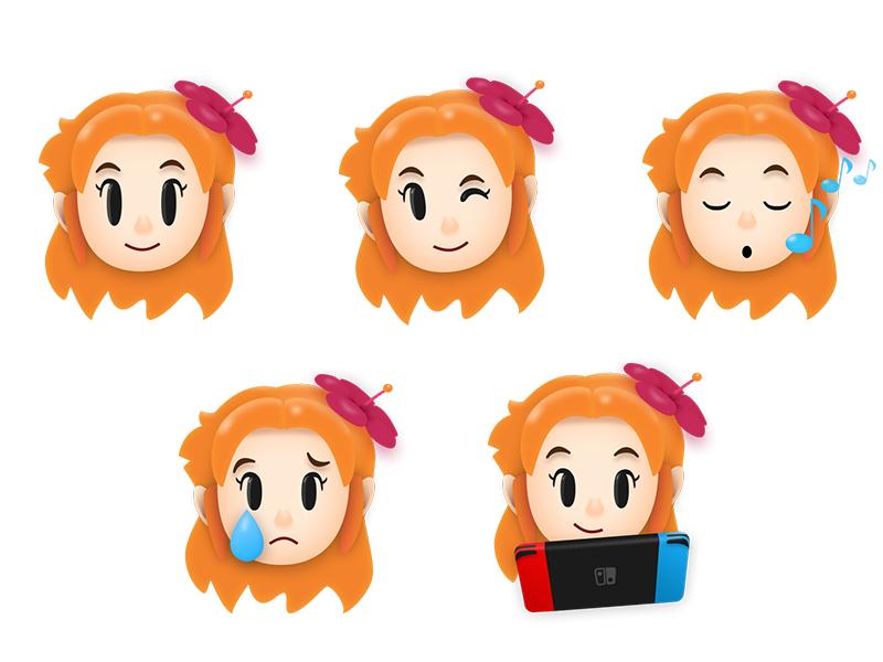 Zelda Link S Awakening Stickers Marin By Yuriy Shiryaev On
