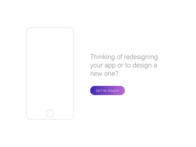 Design Your Dream Mobile  App Today