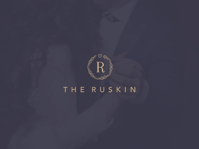 The Ruskin Logo (Unused Version)