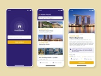 Weekly UI - Hotel Finder