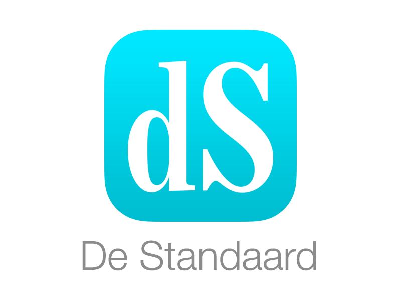 News App Icon icon ios 7 de standaard