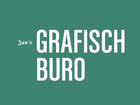 Jan's Grafisch Buro Header