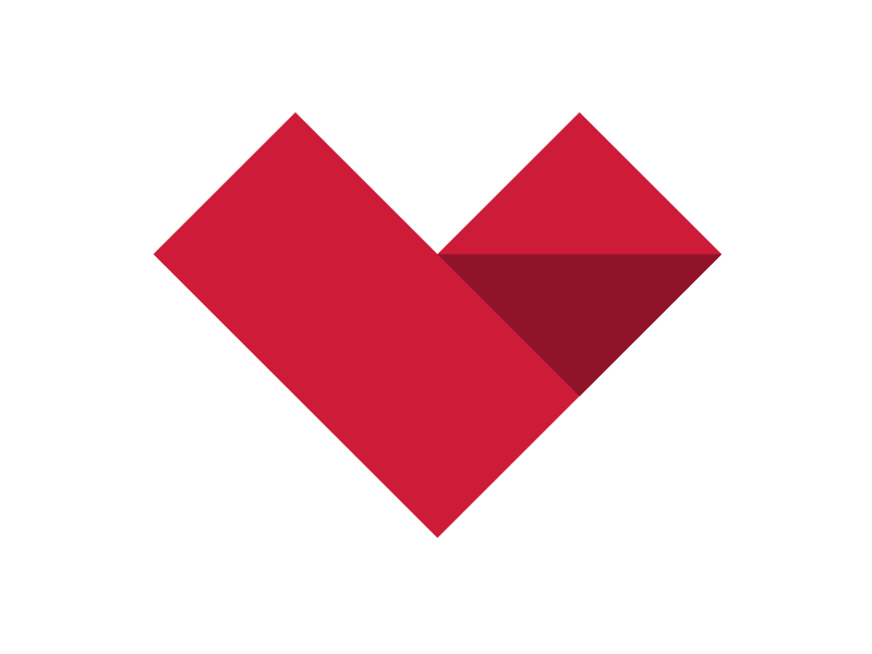 New logo for madewithlove logo