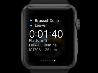 Railer Apple Watch Glance