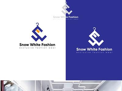 fashion logo luxury logo brand identity flat logo modern company logo business logo fashion brand creative minimalist logo minimal