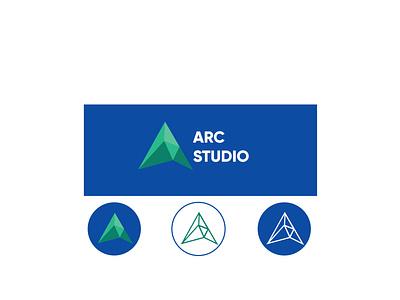 ARC Logo, Minimalist logo, Modern logo, App logo design unique logo design app design letter b logo company flat logo minimal minimalist logo modern business logo creative barnd identy
