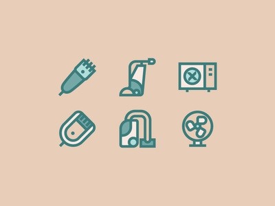 Home appliance for Flaticon