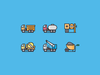 Construction for Flaticon part II