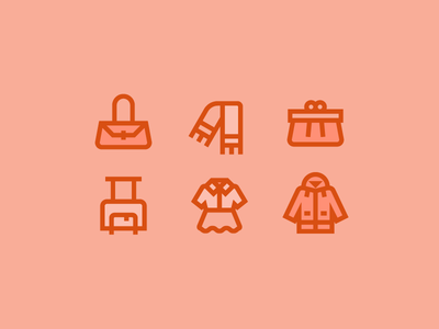 Clothes for Flaticon part IV
