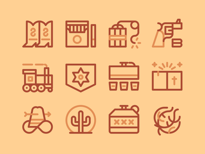 Western for Icon Store - Freebie