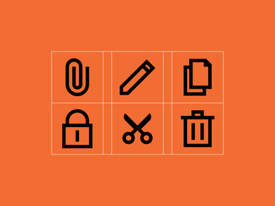 App icons for Flaticon part I