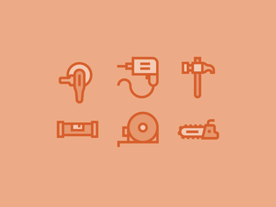 Work tools for Flaticon