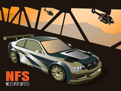 NFS NEED FOR SPEED mostwantedcar nfscar design graphicdesign creativecar creative racecar speedcar car