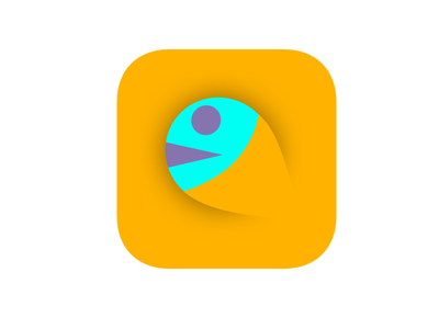 Dailyui 005  App Icon dailyui logo app icon fish