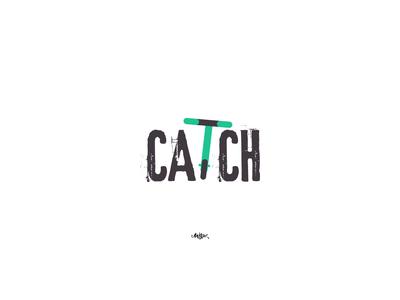 CATCH/ Logo & Brand Identity / KSA ksa brand identity app logo scooter catch