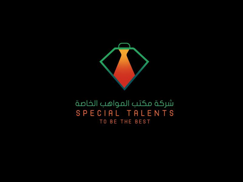 Special Talents identity branding identity brand logo talents special