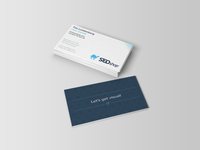SEOshop business cards