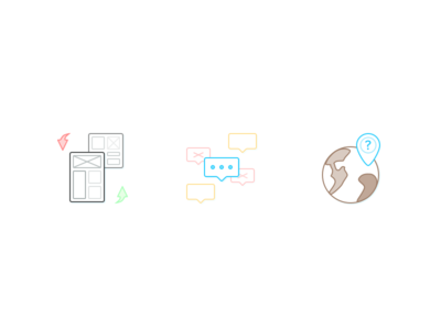 Icons for blogpost icons icon 64x64 comment redirect import export location design seoshop